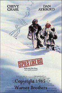 Spies Like Us, Copyright Warner Bros.