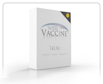 Try Web Vaccine free for 30 days